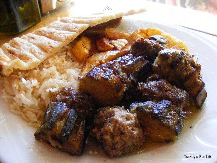 Patnos Ağrı, Aubergine Kebab