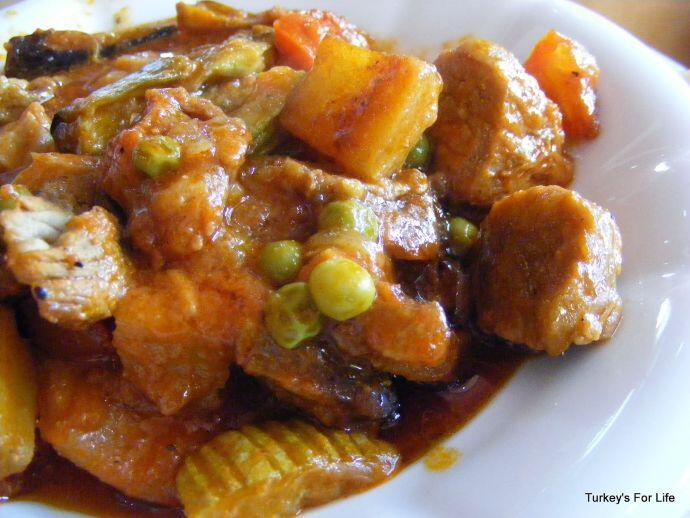 Patnos East Turkey Food