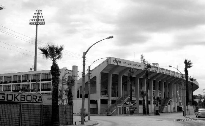Alsancak Stadium, Izmir