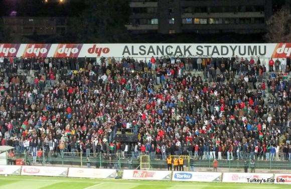 Karşıyaka vs Fethiyespor, March 2014