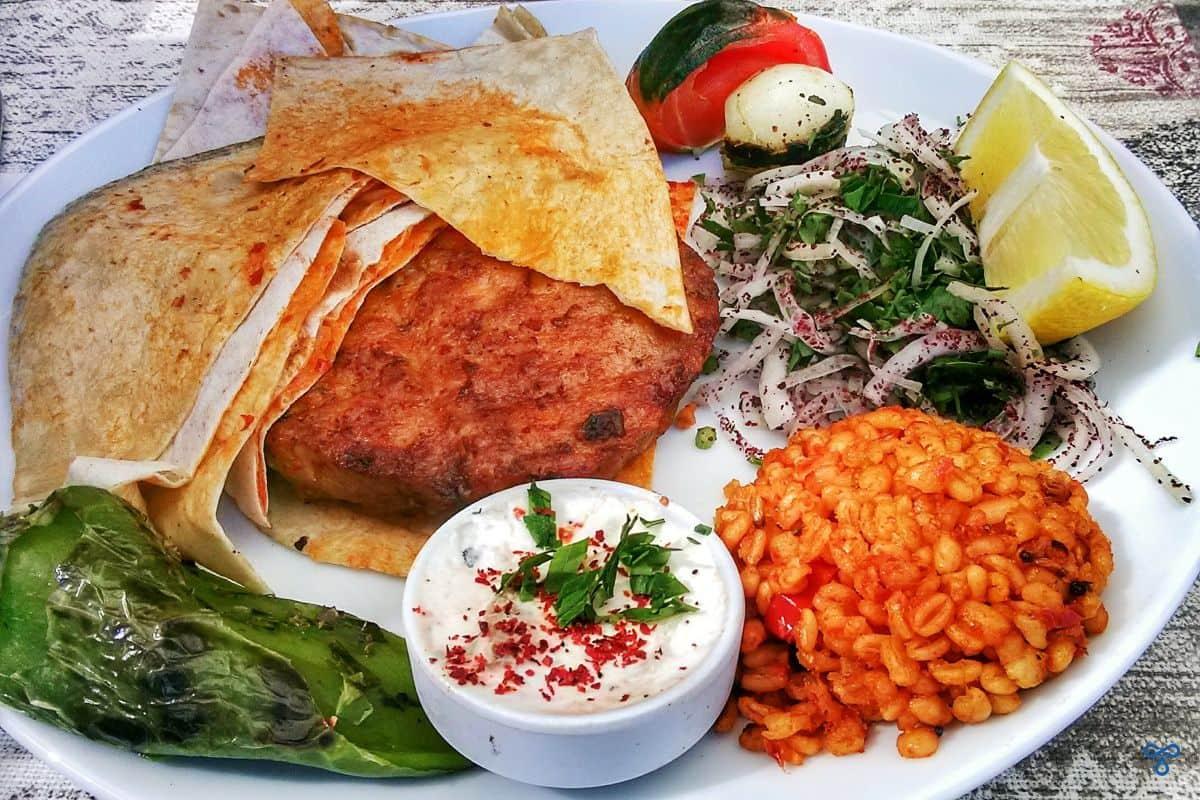 Şato Piliç, Mozaik Bahçe Restaurant, Fethiye