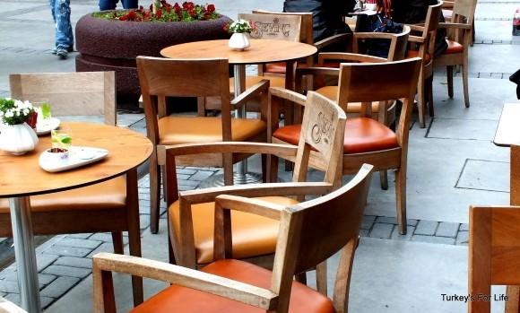 Sevinç Cafe, Alsancak, Izmir