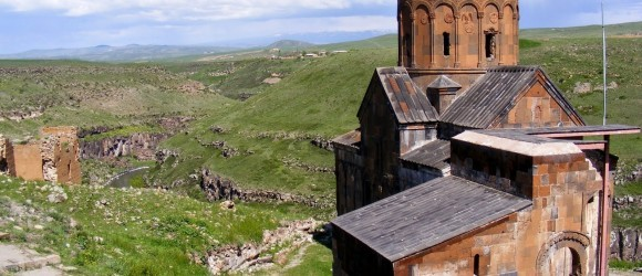 Ani Ruins, Kars, East Turkey