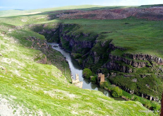 Ani Ruins, Kars, Armenian Border