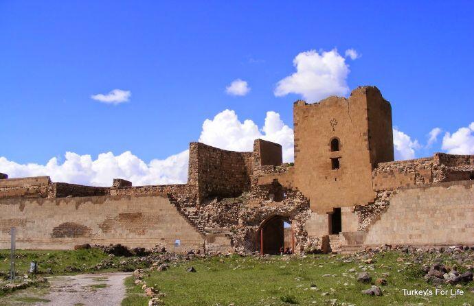 Citadel, Ani Ruins, Kars
