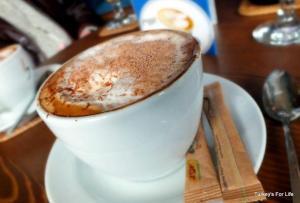 Deep Blue Bar Coffees