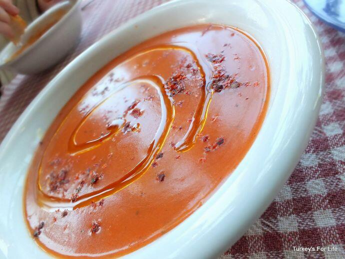 Bowl Of Tarhana Soup