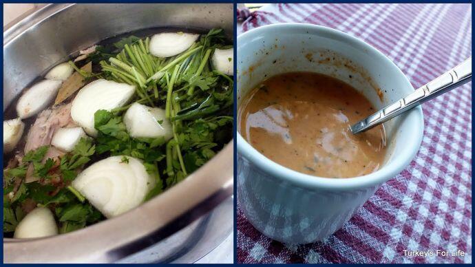 Turkish Tarhana Soup Recipe