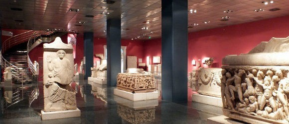 Antalya Archaeological Museum In Turkey