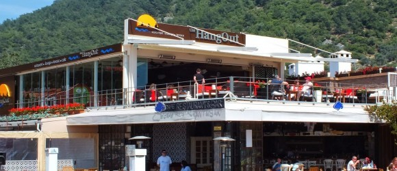 Hang Out Bar Oludeniz Fethiye Turkey