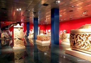 Antalya Museum Sarcophagi