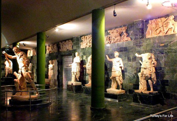 Perge Room Antalya Museum
