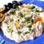 Baba Ganoush – A Turkish Meze Of Yoghurt & Aubergine