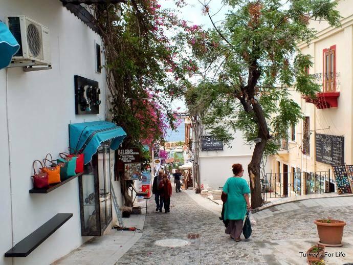 Kalkan Streets