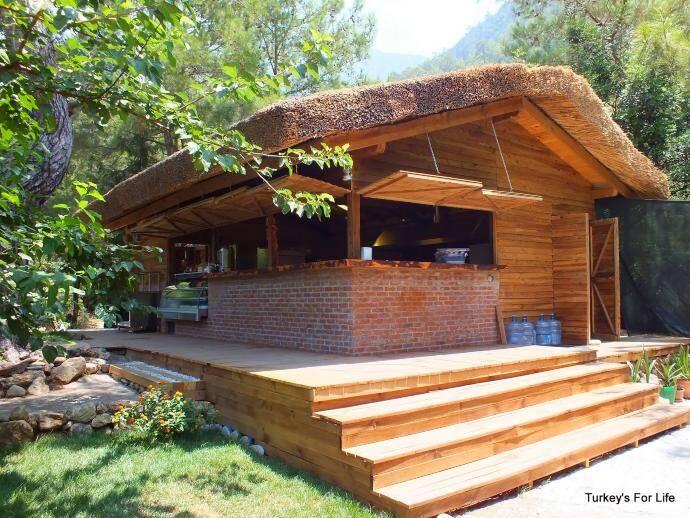 Chakra Beach Kitchen, Kabak, Fethiye