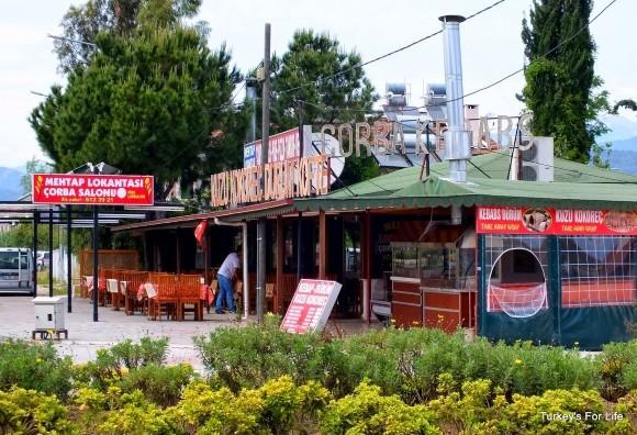 Mehtap Lokantası, Çalış, Fethiye, Turkey