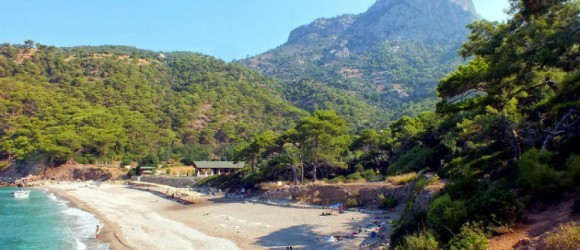 Kabak Beach Turkey