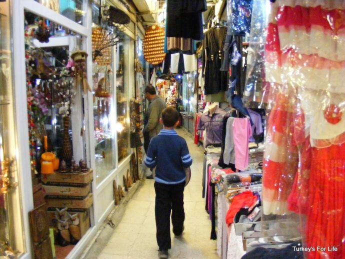 Van City Centre Covered Market