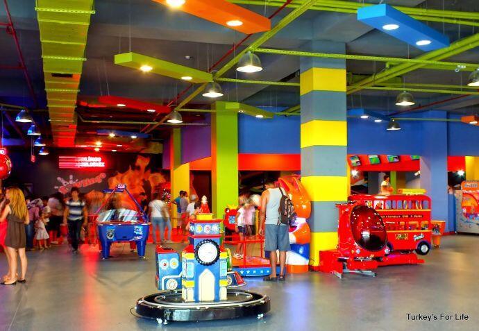 Erasta Play Area, Fethiye