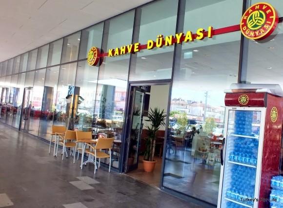 Kahve Dünyası, Fethiye Shopping Centre