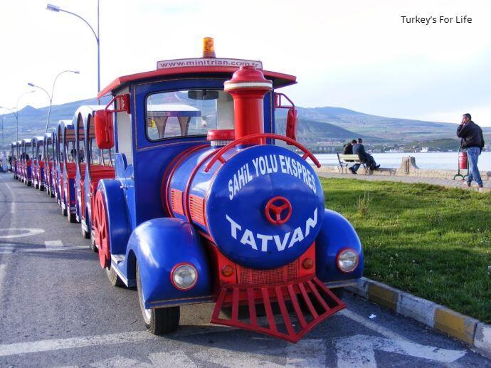 Tatvan, East Turkey