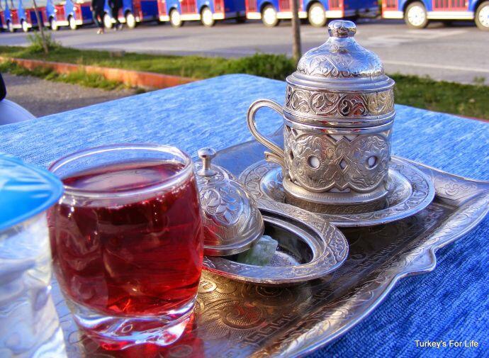 Turkish Coffee In Tavan