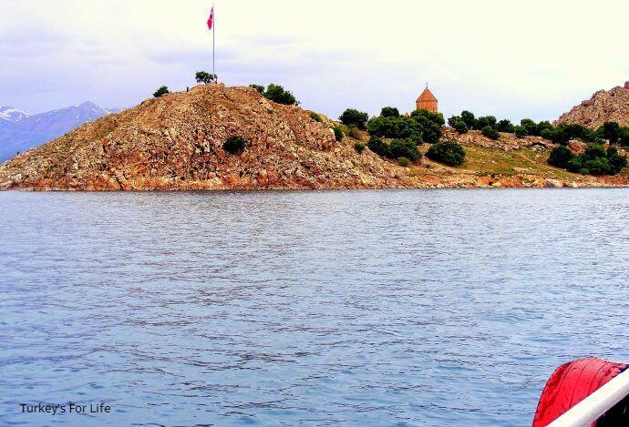 Akdamar Island Van Lake