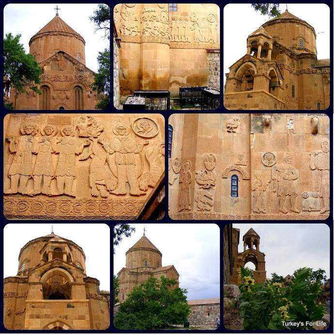 Cathedral Of The Holy Cross, Akdamar