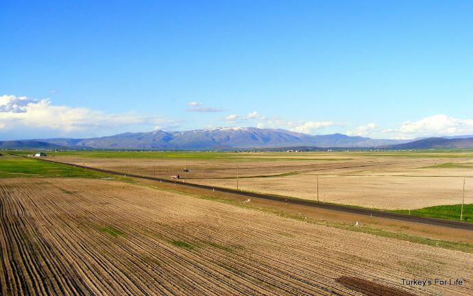 Doğansu Landscape, Ağrı, East Turkey