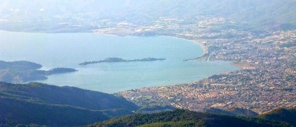 Fethiye From The Babadağ Road