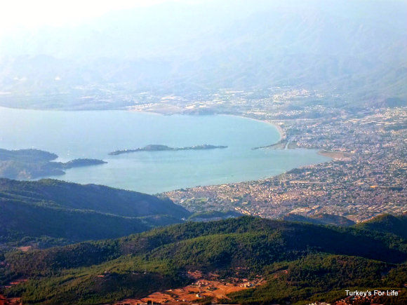 Fethiye View From Babadağ Road