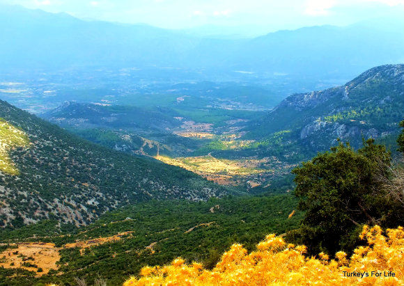 Lycian Turkey From Babadağ