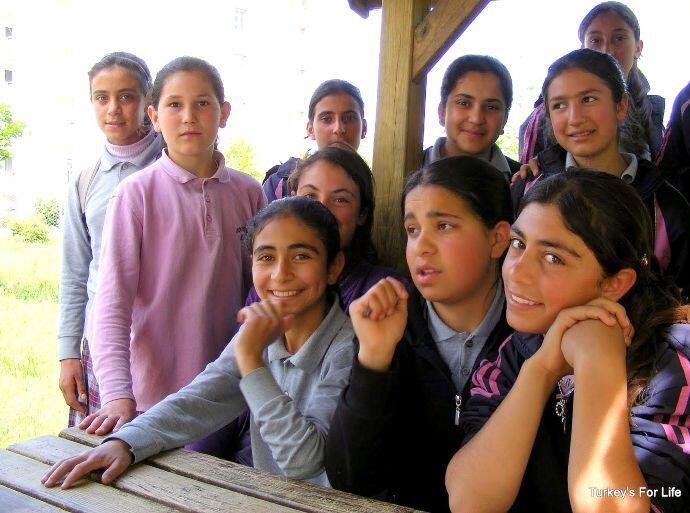 Schoolgirls Of Doğansu