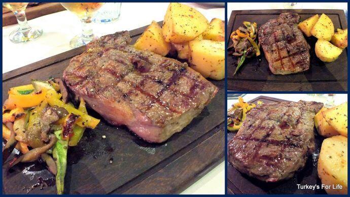 Mancero Kitchen Steak, Fethiye