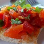 (Not) Turkish Meze Recipes – Sweet & Spicy Tomato Chilli Relish