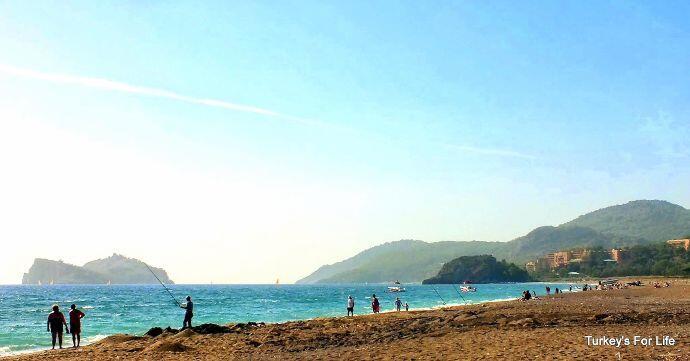 Sarıgerme Beach, Dalaman