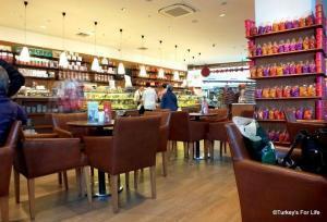 Kahve Dünyası, Fethiye
