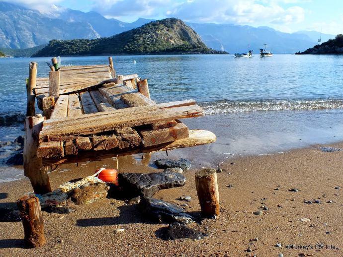 Gemiler Bay, Fethiye