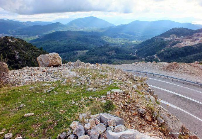 Mountain rodas, Fethiye