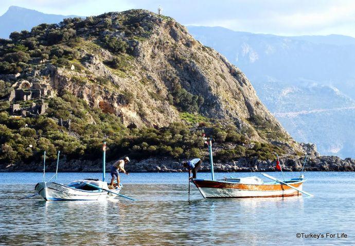 Gemiler Bay Fisherman