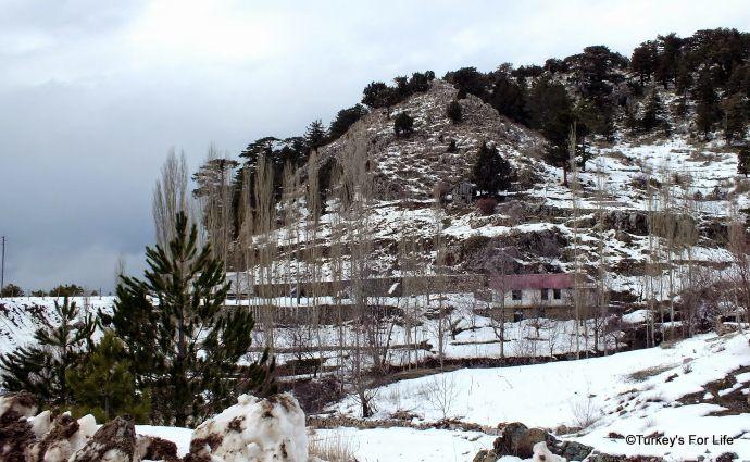 Kırkpınar, Fethiye