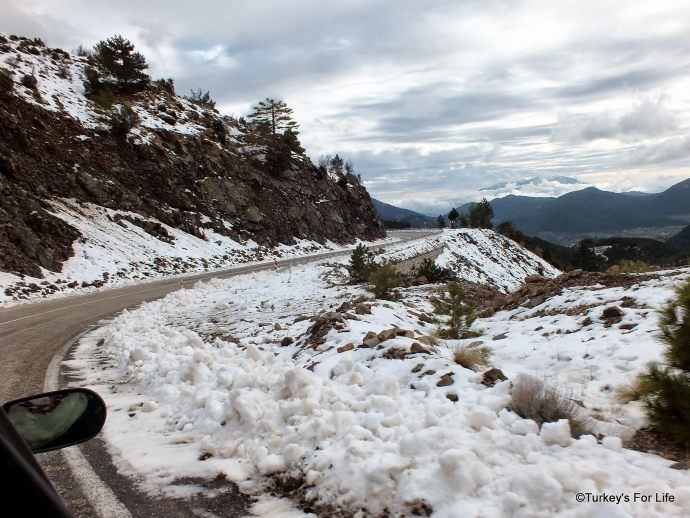Mountain Roads, Fethiye