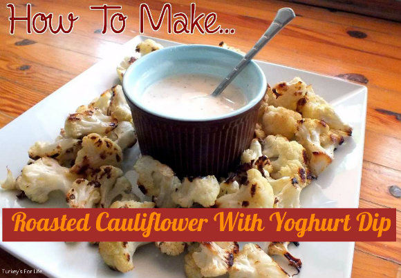 Turkish Roasted Cauliflower Recipe