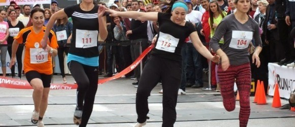 Antalya High Heels Race Runatolia