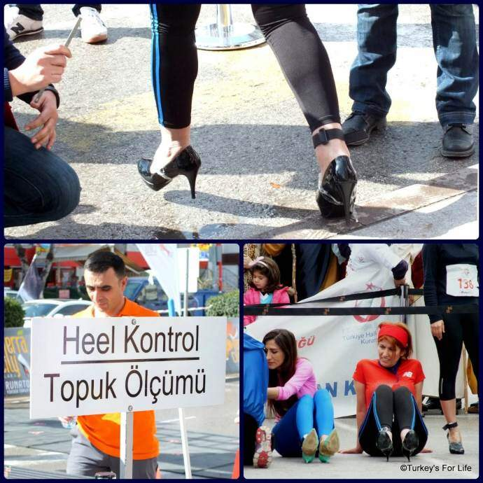 Runatolia High Heels Race