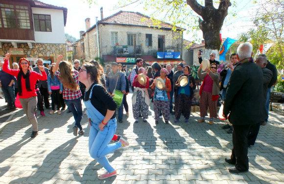 Üzümlü Morel Mushroom Festival Fethiye