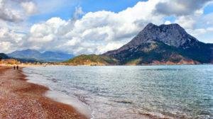 Adrasan Bay, Antalya, Turkey