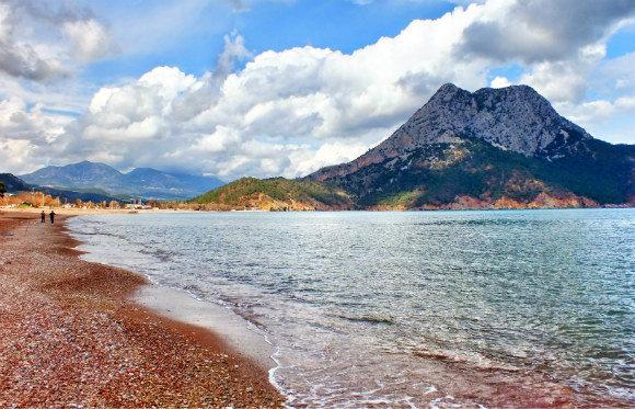 Adrasan Koyu Antalya Turkey