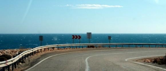 Antalya To Fethiye Roadtrip Along The D400