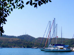 July Fethiye Weather